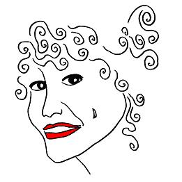 Laura illustratie
